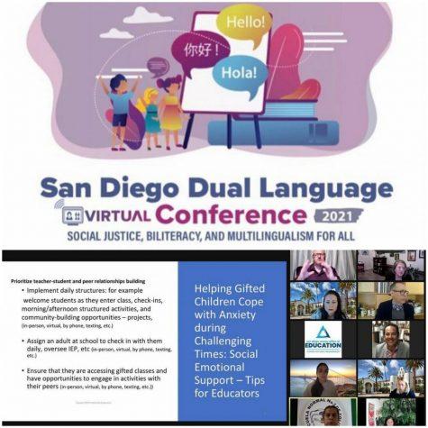 La conferencia virtual tomo parte los dias 29 y 30 de enero 2021