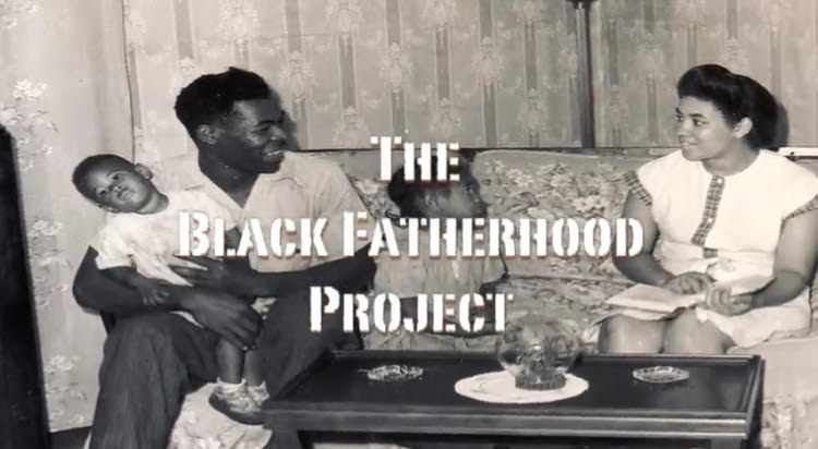 """""""The Black Fatherhood Project,"""" one of Jordan Thierry's films, was showcased as part of Black Film Fridays."""