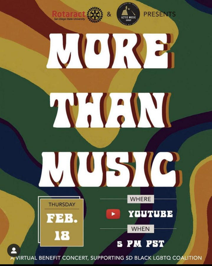 Aztec Music Group, SDSU Rotaract team up for 'More Than Music' festival