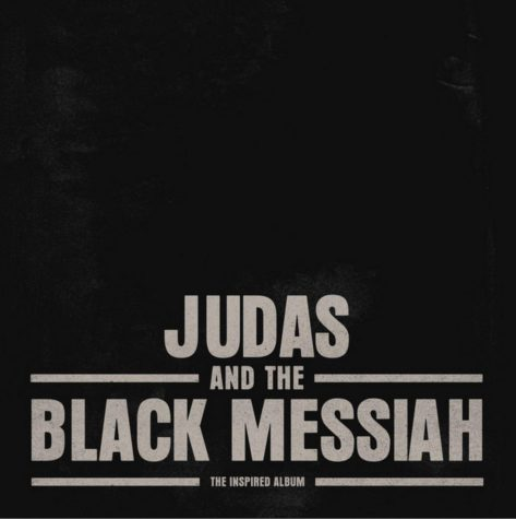 "Here is a look at the cover art for ""Judas and The Black Messiah: The Inspired Album"" (Courtesy of RCA Records)"
