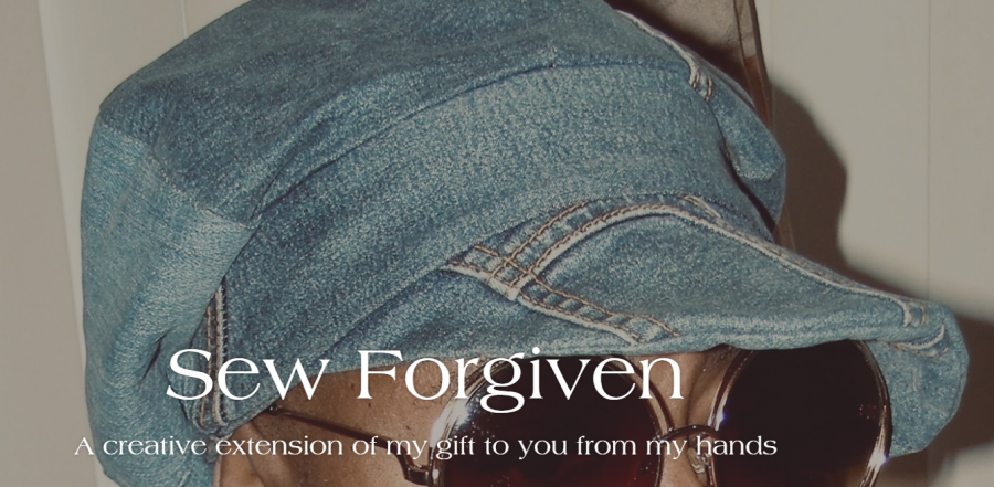 Photo courtesy of online boutique Sew Forgiven.