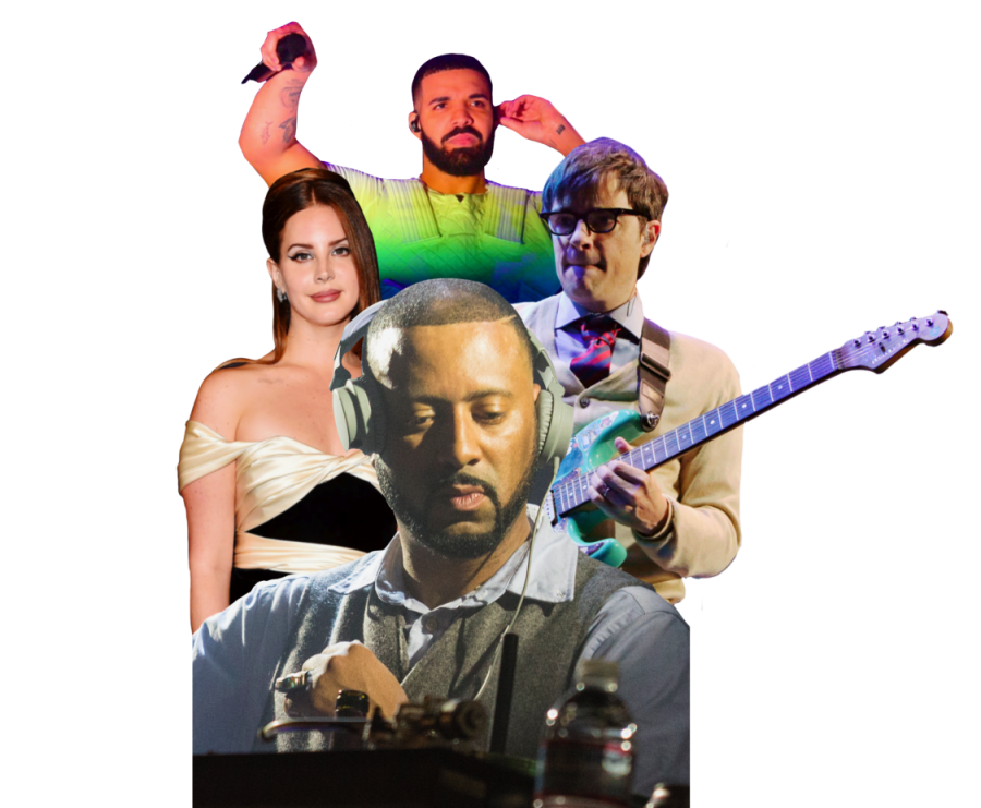 Lana Del Rey, Drake and Weezer are a few artists who could be releasing albums in 2021.