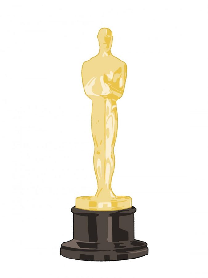 The Oscar trophy that has become synonymous with the Academy Awards could be in the hands of some historic figures soon.