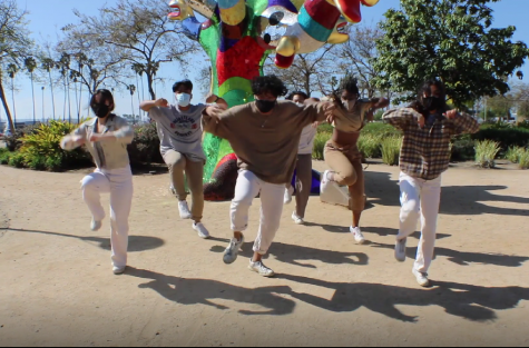 VSA Modern giving BTS a run for their money in their VCN 2021 dance performance.