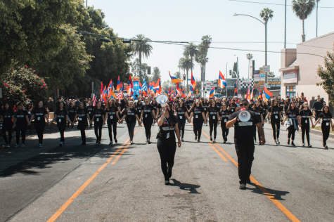 Armenian Genocide protest in Los Angeles 2018