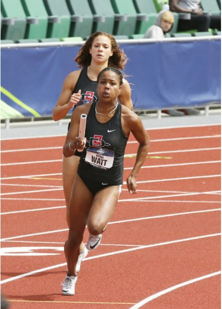 Track and Field find strength from within during uncertain season