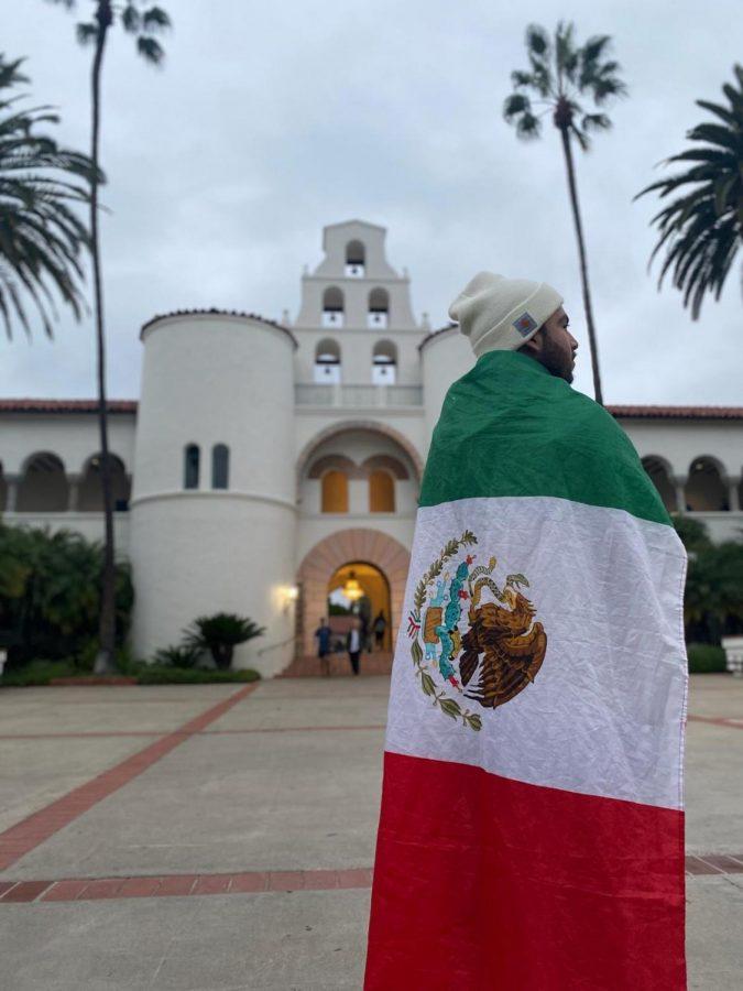 La comunidad chicanx expresan su orgullo mexicano en SDSU.