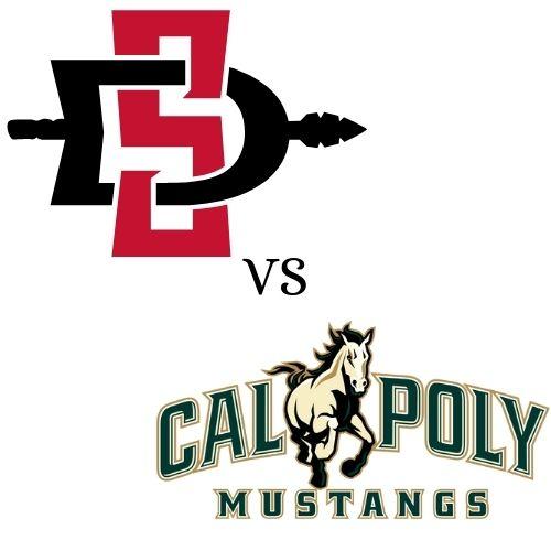 Los aztecas empataron 1-1 con los mustangs de Cal Poly San Luis Obispo el 3 de septiembre 2021