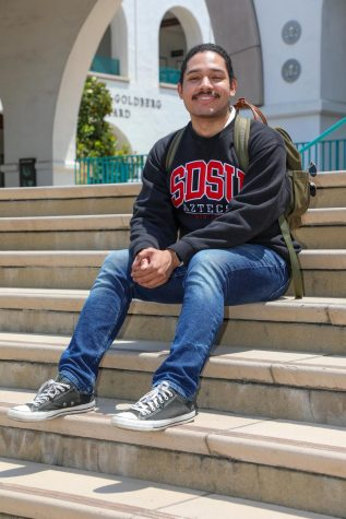 Hardrick is one of 23 students from California State Universities to receive this award. He also graduated from SDSUs Imperial Valley campus.