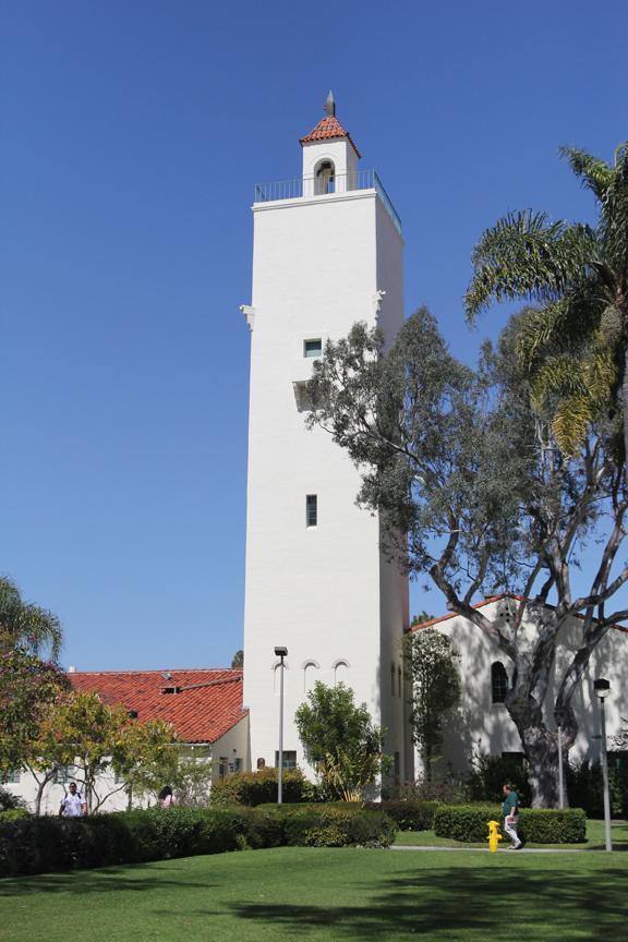 Behind the bells at SDSU