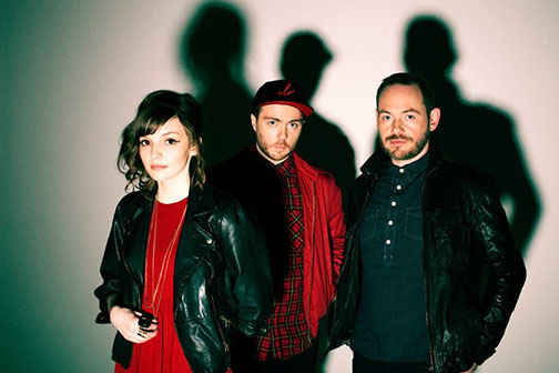 Chvrches shoots high at the House of Blues