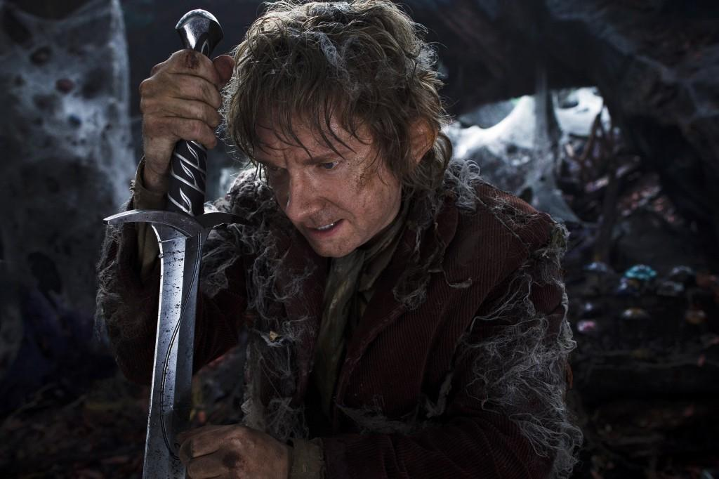 'Desolation of Smaug' wows crowd, and sets up final movie