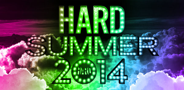 Hard Summer 2014 Recap