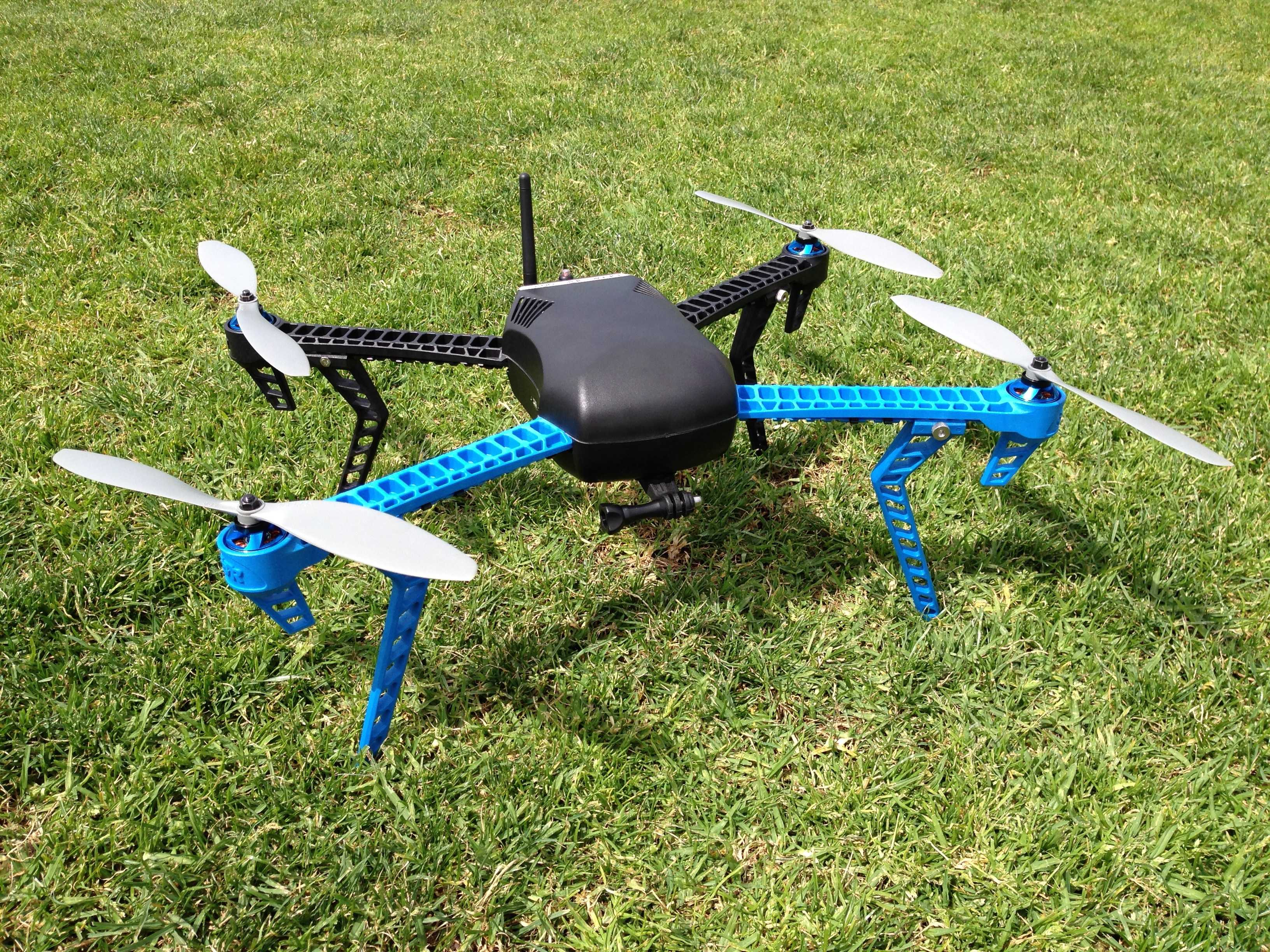 Aztec helps develop waterproof drone