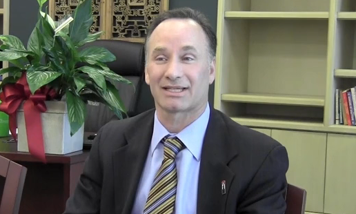 5 Questions With: President Hirshman