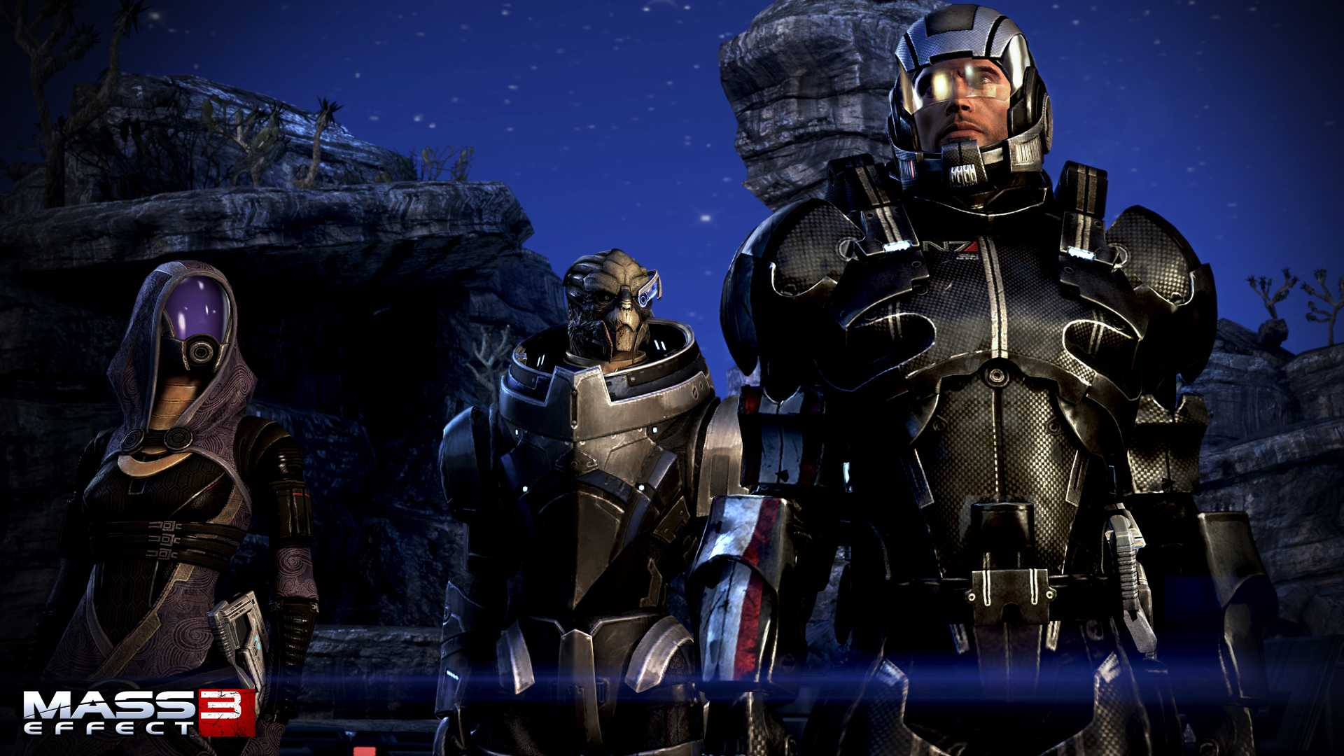 Aztec Gaming: Mass Effect 3 demo on February 14th