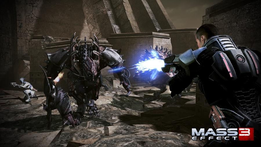 "Aztec Gaming: Freddy Prinze Jr. joins ""Mass Effect 3"""