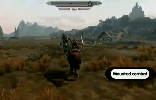 Aztec Gaming: Skyrim Devs given one week to go crazy, and crazy they went