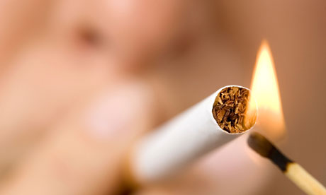 Students should take smoking ban seriously