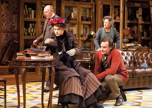"""Pygmalion"" revival still prevails after 100 years"