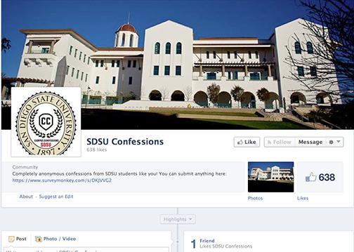 SDSU Confessions re-launches post shutdown