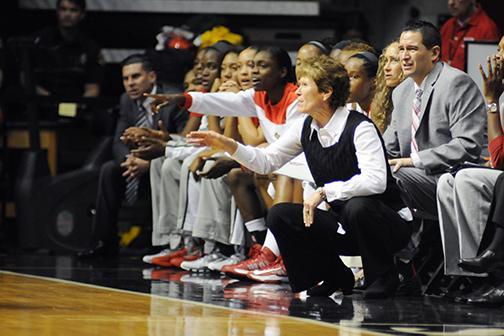 Former women's basketball coach sues SDSU