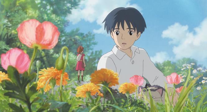 Miyazaki's acclaimed studio produces another great film.   Courtesy of Walt Disney Studios
