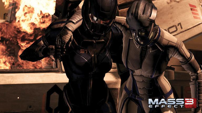 "BioWare's eagerly awaited third and final installment in the ""Mass Effect"" series delivers a mostly great experience, only to fall agonizingly short in the final minutes. The ending and controversial DLC have caused uproar. / MCT Campus"