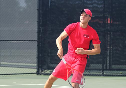 Men's tennis falls to No. 22 Boise State