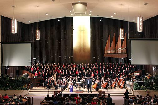 Requiem earns standing ovation
