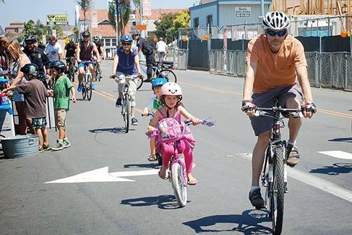 CicloSDias rolls through San Diego