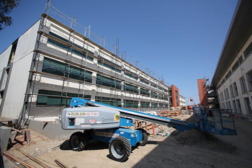 Student Union expected to open by 2014