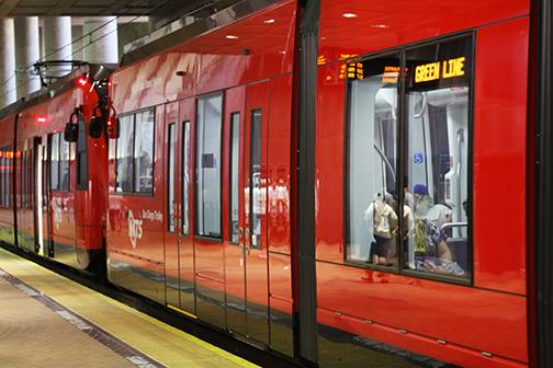MTS to increase trolley service for Homecoming game