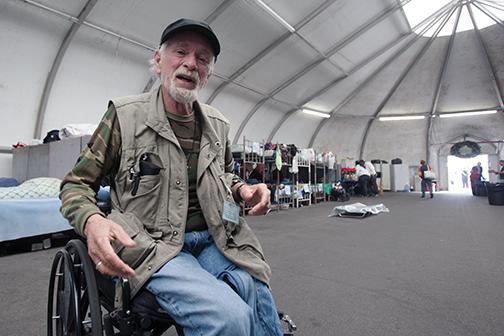 Homelessness persists despite promises