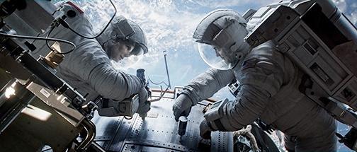 'Gravity' defies viewer experiences