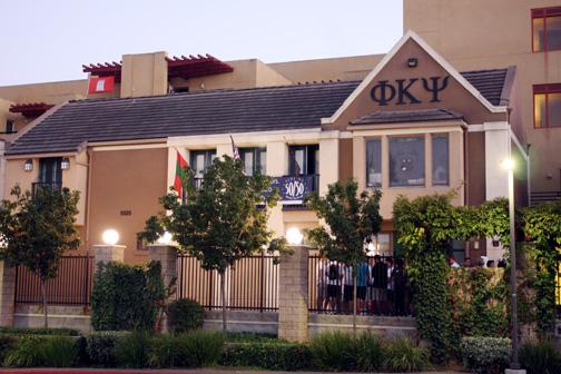 SDSU reacts to Phi Kappa Psi pledges' bedsheet theft