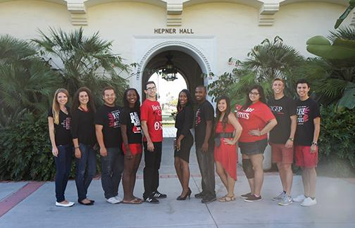Aztec homecoming court revealed at SDSU
