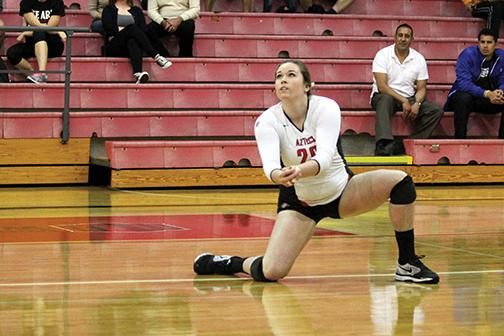 Raegan Shelton brings killer instincts to SDSU volleyball