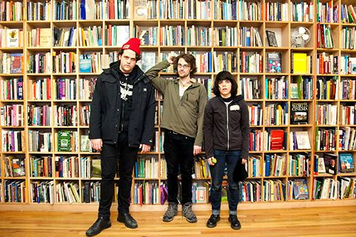 Screaming Females blows away the crowd