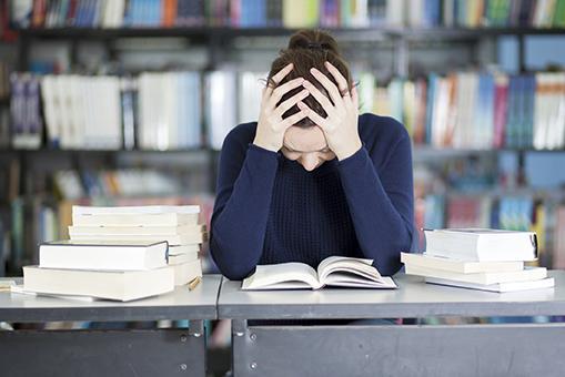 Final exams create unnecessary stress