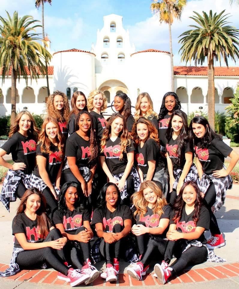 Dancers will give knockout performance