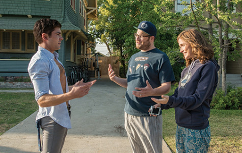 An epic 'neighbor' war between Seth Rogen and Zac Efron