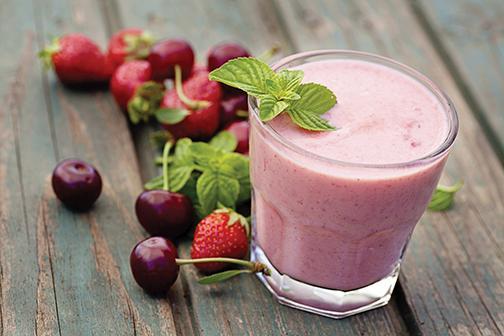 Healthy snacks for summertime