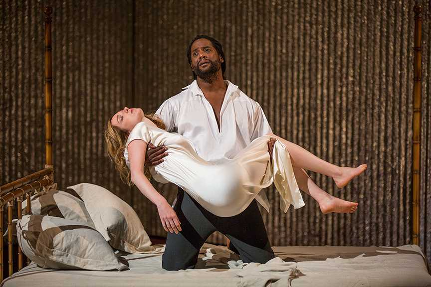 Shakespeare's classic tragedy 'Othello' hits Old Globe