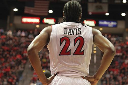 Thames and Davis vie for NBA chance