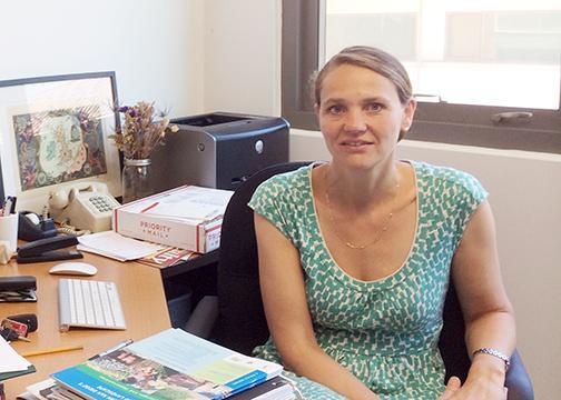 Professor Pascale Joassart-Marcelli