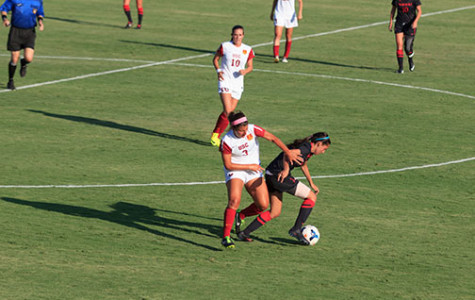 Women's soccer readying for third straight MW title