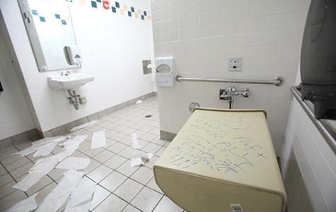 EBA Vandalism