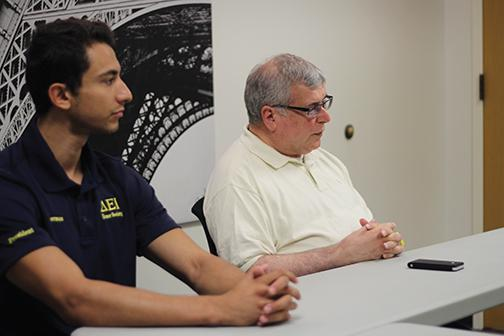 DEI President German Pineda and Employment Analyst Paul Salace discuss ways students can get jobs.