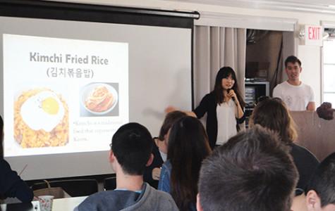 Photo courtesy of the Korean Student Association